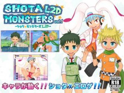 [180801][砂糖加糖] SHOTAxMONSTERS L2D vol.1 (Ver.1.02) [197M] [RJ229384]